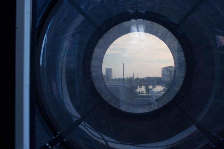 OOG Amsterdam view
